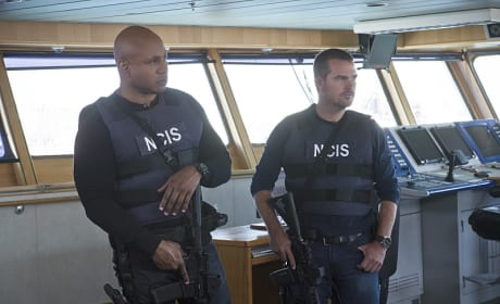 Searching For Arkady - NCIS: Los Angeles