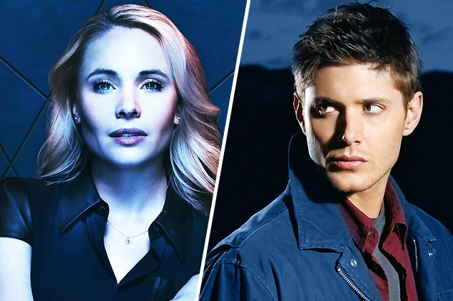 Cami (The Originals) and Dean Winchester(Supernatural)