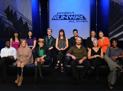 Project Runway All-Star Cast