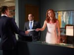 Donna Resigns - Suits Season 5 Episode 1