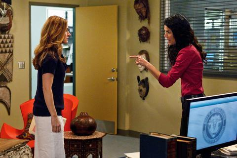 Maura & Jane Argue