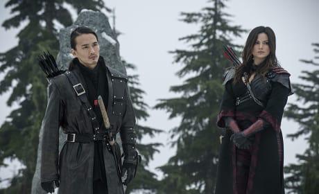 Happy Holidays! - Arrow Season 3 Episode 9