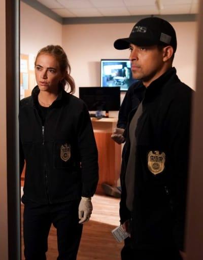 No Escaping Death - NCIS Season 18 Episode 4