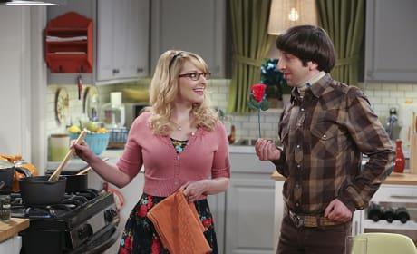 A Romantic Evening? - The Big Bang Theory Season 9 Episode 14