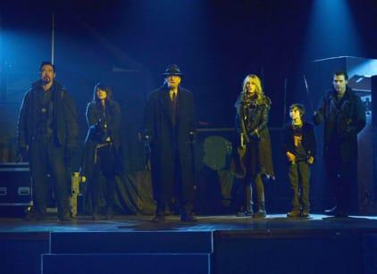 Watch The Strain Season 1 Episode 13 Online
