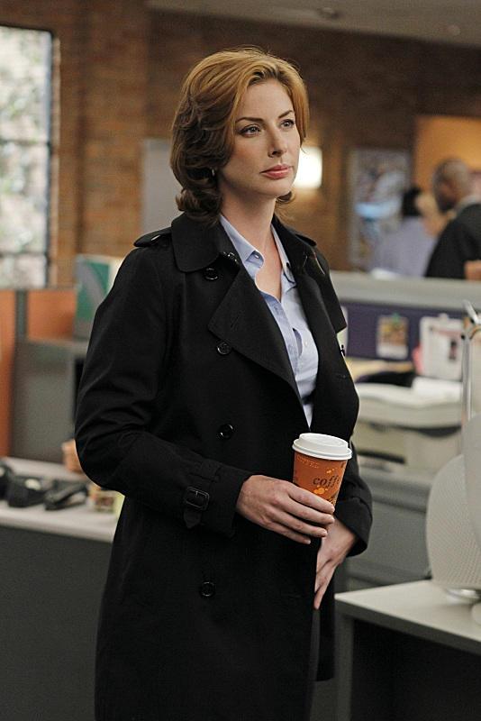 Diane Neal on NCIS