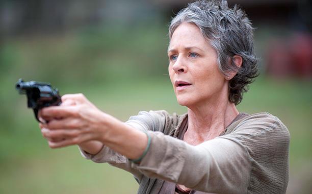 Carol with a Gun