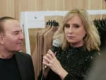 Sonja Doesn't Look Happy - The Real Housewives of New York City