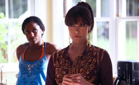 Tara and Maryann