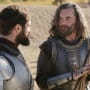 Richard and Galavant strategize