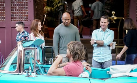 An Unsanctioned Mission - NCIS: Los Angeles