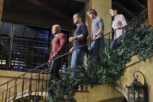 Sam, Callen, Deeks and Kensi