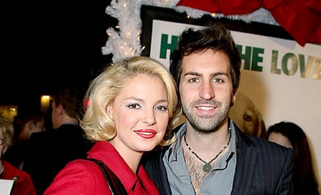 Katherine Heigl and Josh Kelley Photo