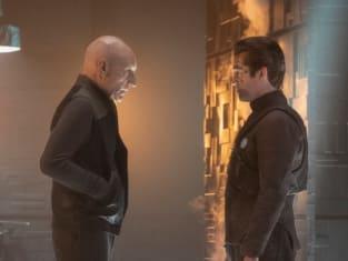 Face to Hugh - Star Trek: Picard Season 1 Episode 6