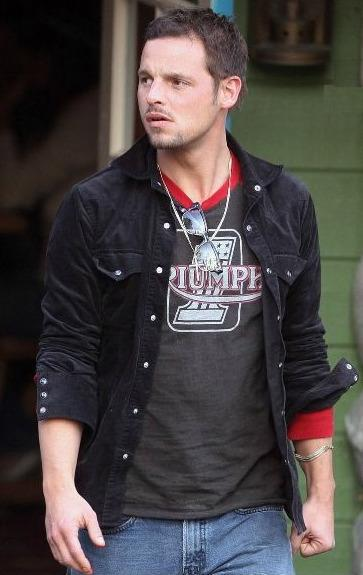 Justin Chambers (Dad)