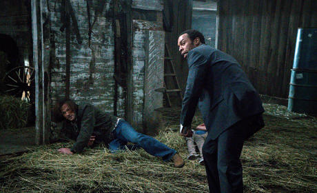 Sam Down - Supernatural Season 10 Episode 20