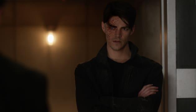 Angsty Villain - The Flash Season 3 Episode 23