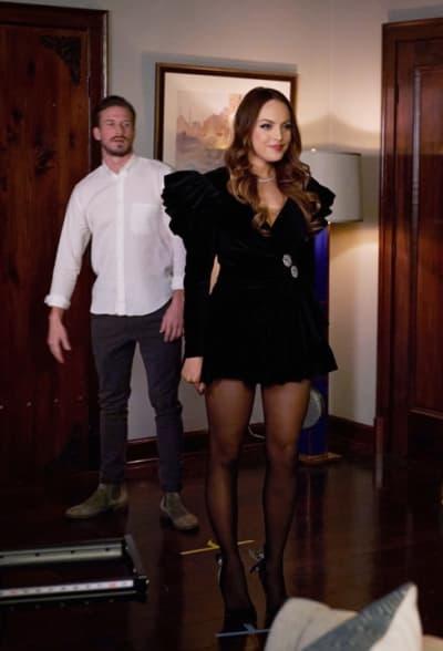 Stepmom Fallon - Dynasty Season 3 Episode 14
