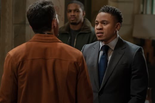 Dre & Diego - Power Season 5 Episode 7