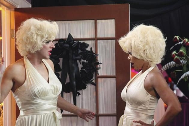 Double Marilyns