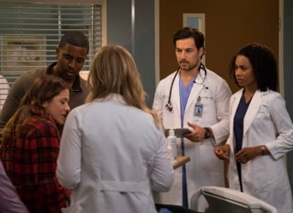 Watch Grey's Anatomy Season 14 Episode 22 Online