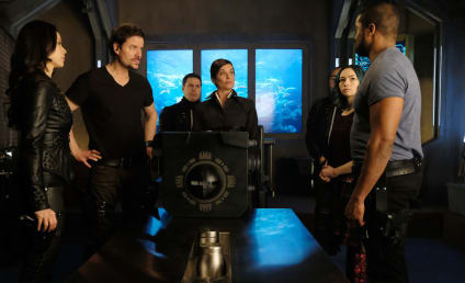 Dark Matter Season 3 Episode 13 Review: Nowhere to Go