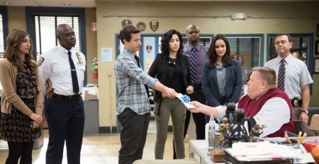 The Brooklyn Nine-Nine Precinct