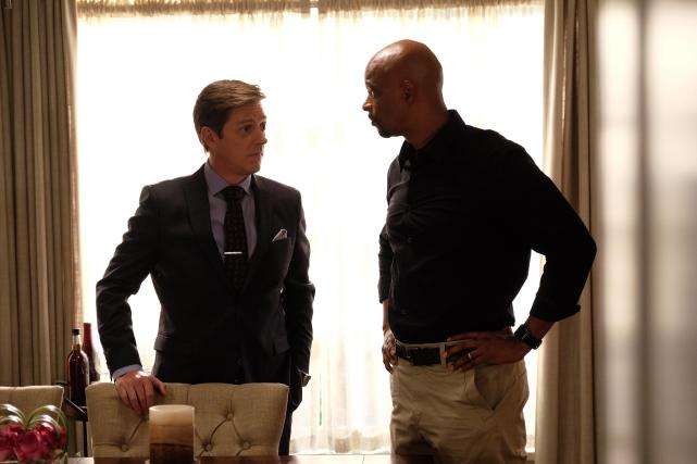Deep Discussion - Lethal Weapon Season 1 Episode 11