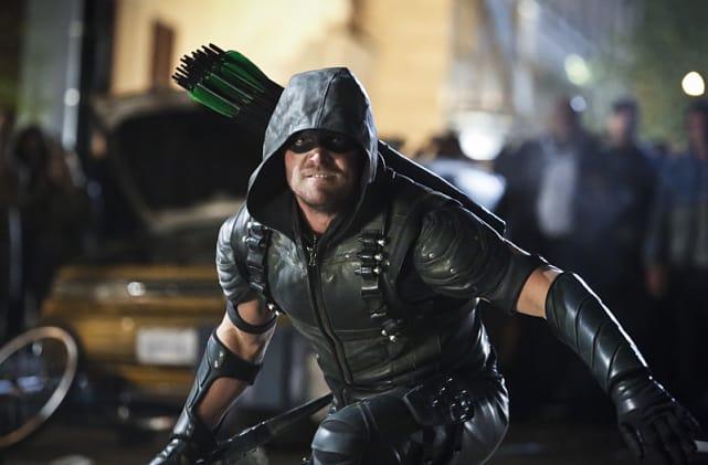 """Arrow - """"Schism"""""""