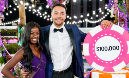Love Island: Caleb Corprew Addresses Death Threats Following Split From Justine Ndiba