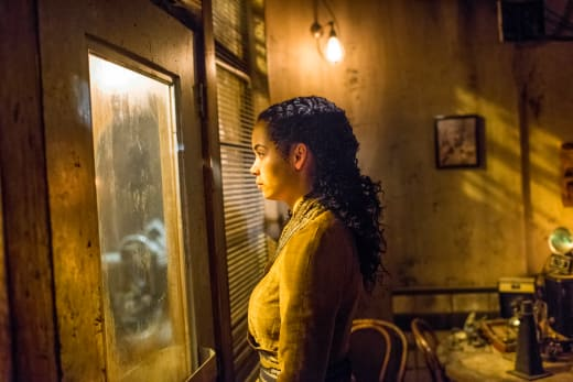 Veil Searches for Sunny - Into the Badlands Season 2 Episode 10