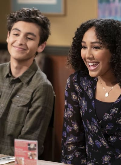 Alex and Nora - One Day At A Time Season 4 Episode 2