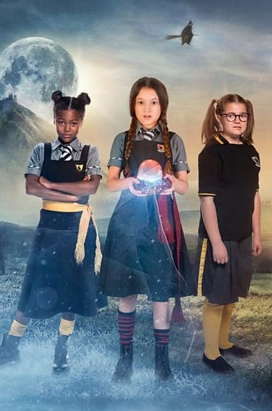 Cackle's Academy -- The Worst Witch