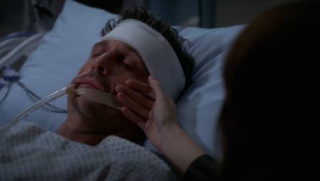 RIP, Derek - Grey's Anatomy Season 11 Episode 21