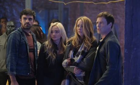 Stopping the Hound Program - The Gifted