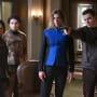 Convincing Hamelac - The Orville Season 1 Episode 4
