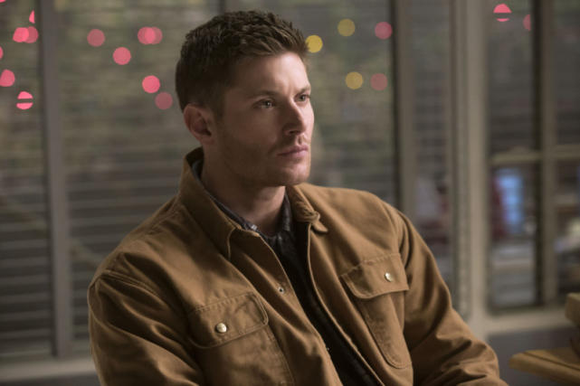 Dean Thinks about Interrogating