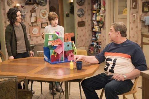 The Bird House - Roseanne Season 10 Episode 6