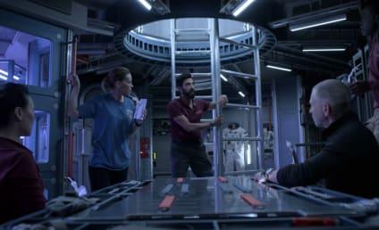 AWAY Season 1 Episode 2 Review: Negative Return