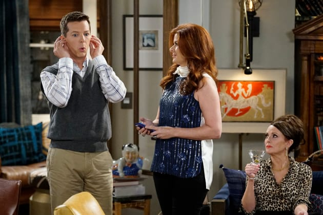 Jack Is Not Listening - Will & Grace