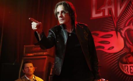 Lucifer sees you! - Supernatural Season 12 Episode 7