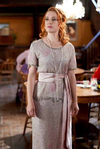 Heckuva Dress - When Calls the Heart Season 8 Episode 4