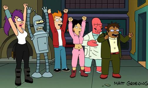Futurama Returns!
