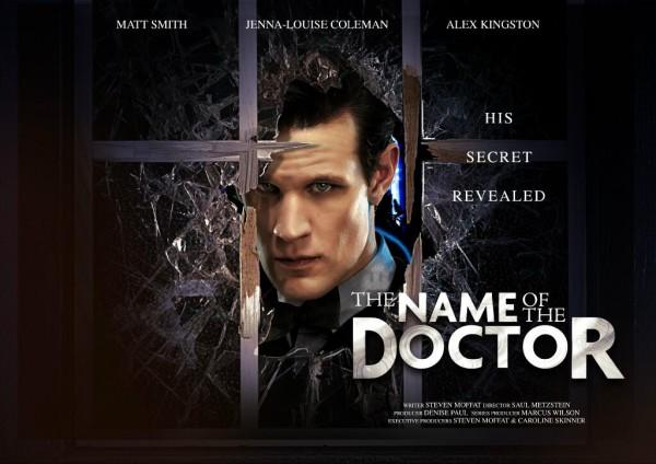 Doctor Who Season Finale Poster