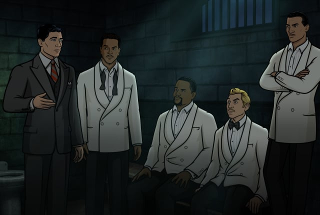 Watch archer season 8 episode 3 online tv fanatic - Archer episodes youtube ...