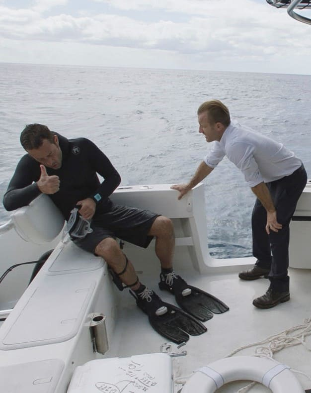 Hard Swim - Hawaii Five-0 Season 9 Episode 13