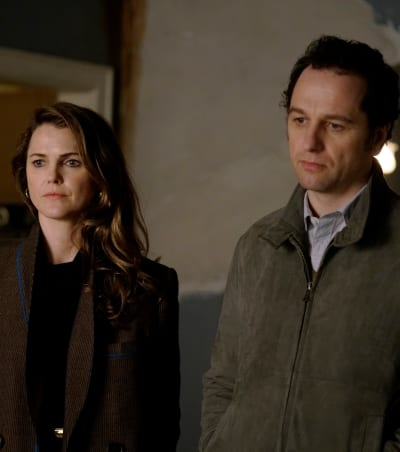 Changing Their Lives Tall - The Americans Season 5 Episode 10