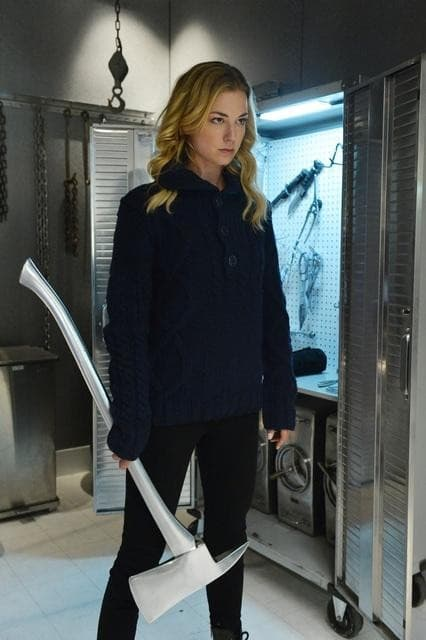 Emily with an Axe