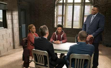 Wrongly Accused - Law & Order: SVU Season 19 Episode 20