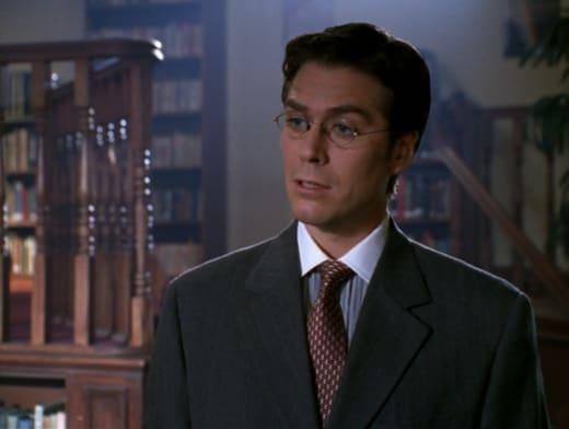 Wesley Wyndam-Price - Buffy the Vampire Slayer Season 3 Episode 14